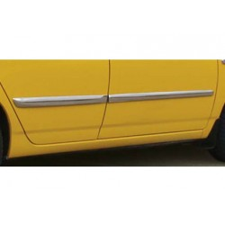 Covers wands doors chrome for Toyota COROLLA 2002 - 2007