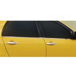 Window trim cover chrom alu for Toyota COROLLA 2002-2007