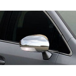 Covers mirrors stainless chrome for Toyota AVENSIS 2009-[...]