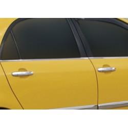 Toyota AURIS I chrome door handle covers