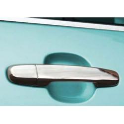 Toyota RAV 4 III chrome door handle covers