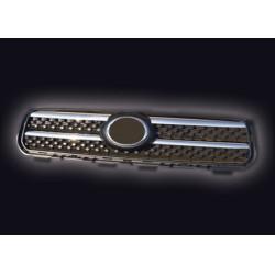 Rod's grille chrome for Toyota RAV 4 III 2006-2012
