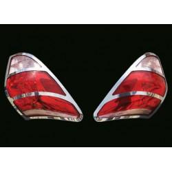 Contour chrome for tail light Toyota RAV 4 III 2006-2012