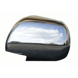 Covers mirrors stainless chrome for Toyota CAMRY 2006 - 2011