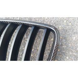 Calandre pour BMW X6 - Carbone