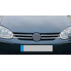 Rod's grille chrome for VW GOLF V 2003-2009
