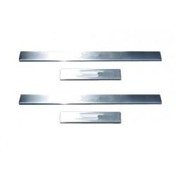 Door sill cover for VW GOLF VI 2010-2013 - 5 doors