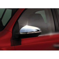 Covers mirrors stainless chrome for VW GOLF VI 2010 - 2013