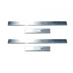 Accessory chrome for VW GOLF VI 2010-2013