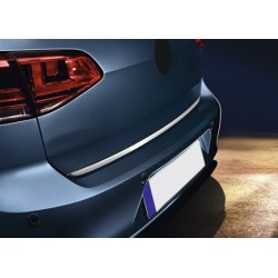 Batuta do porta-malas cromado alu para VW GOLF VII 2012-[...]