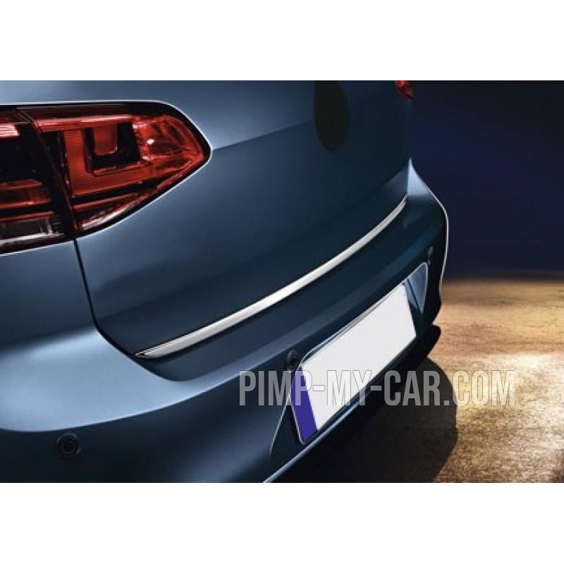 Rear bumper sill cover for VW GOLF VII 2012-[...]