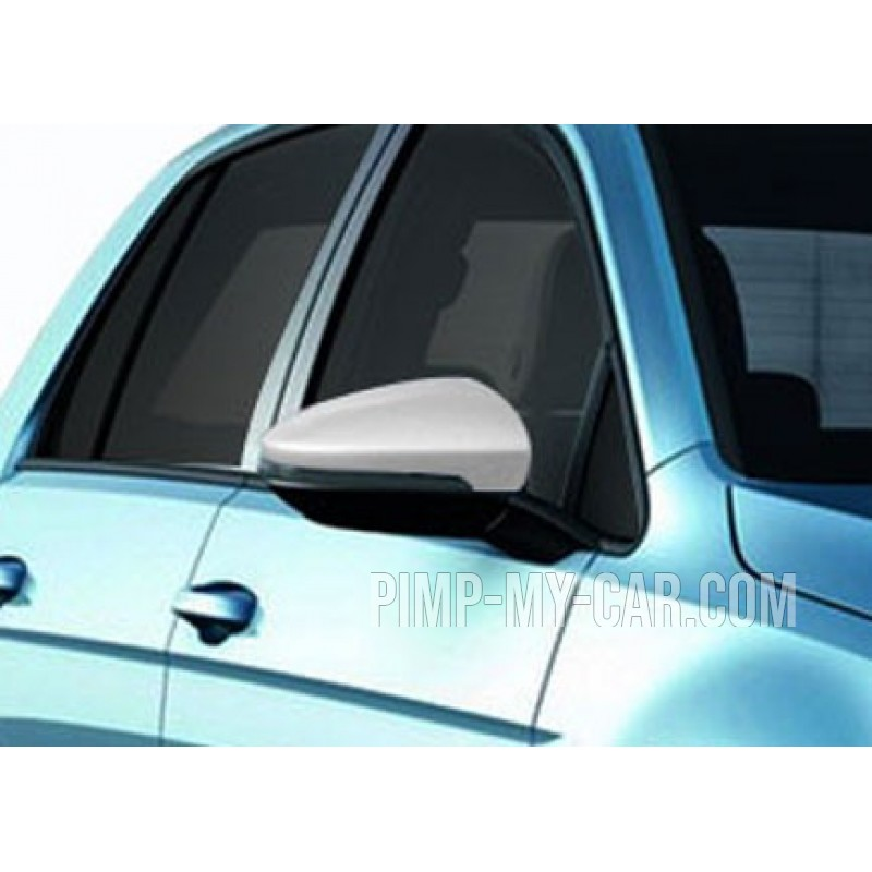 Covers mirrors stainless chrome for VW GOLF VII 2012-[...]
