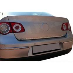 Trunk chrome alu for VW JETTA V 2005-2011 rod