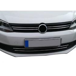 Chrome Rod grille Kit for VW JETTA VI 2011-[...]