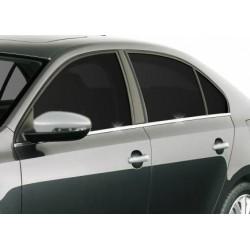 Window trim cover chrom alu for VW JETTA VI 2011-[...]