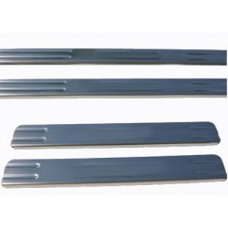 Door sill cover for VW POLO IV 2005-2009