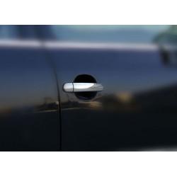 VW POLO V 5 door chrome door handle covers
