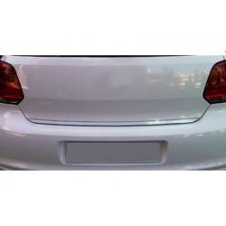 Rear bumper sill cover for VW POLO V 2009-[...]