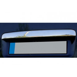 Handle trunk chrome for VW CADDY 2004-2010 - a back door covers