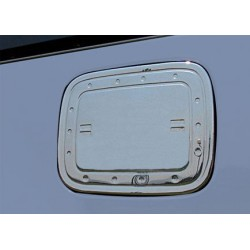 Covers chrome cache tank of gasoline for VW CADDY 2003 - 2010