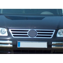 Rod's grille chrome for VW CADDY 2003-2010