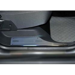 Interior door sills for VW CADDY 2003-[...]