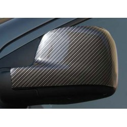Covers carbon mirror covers for VW CADDY