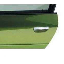 Deco for VW CADDY Facelift 3-door chrome door handle covers