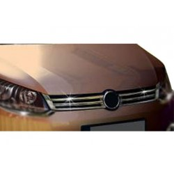 Rod's grille chrome for VW CADDY Facelift 2010-[...]