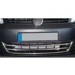 Added chrome bumper before VW CADDY Facelift TREND 2010-[...]
