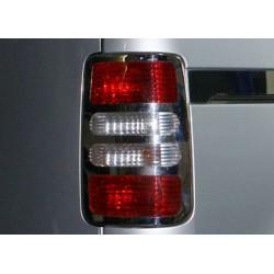 Contour chrome for rear lights VW CADDY Facelift 2010-[...]