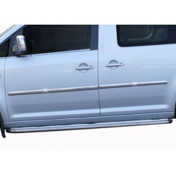 Covers rods doors chrome for VW CADDY Facelift 2010-[...]