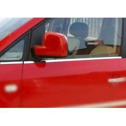 Window trim cover chrom alu for VW CADDY Facelift 2003-[...]