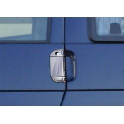 VW T4 TRANSPORTER 3 door chrome door handle covers