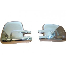 Covers mirrors stainless chrome for VW T4 TRANSPORTER 1990-2003