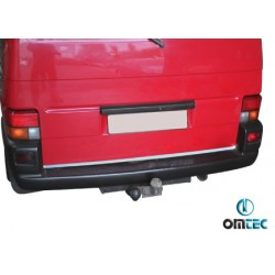 Rear bumper sill cover for VW T4 CARAVELLE 1990-2003