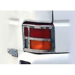 Contour chrome for rear lights VW T4 CARAVELLE 1990-2003