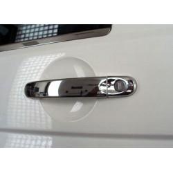 For VW T5 TRANSPORTER 3 doors 2003-2010 chrome door handle covers