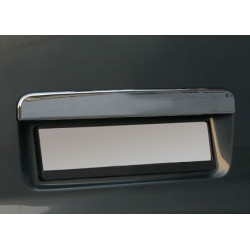 VW chrome trunk handle covers T5 TRANSPORTER 2003-2010 - a back door