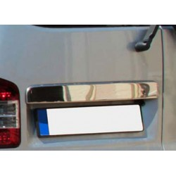 VW chrome trunk handle covers T5 TRANSPORTER 2003-2010 - Double rear door