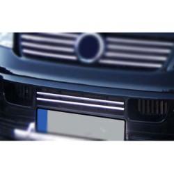 Added chrome bumper before VW T5 TRANSPORTER 2003-2010