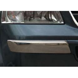 Bumper apron cover chrome for VW T5 TRANSPORTER 2003-2010