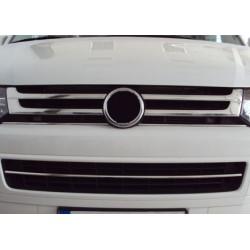 Rod's grille chrome for VW T5 TRANSPORTER II 2010-[...]