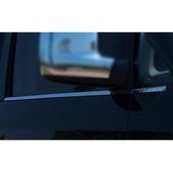 Window trim cover chrom alu for VW T5 TRANSPORTER II 2010-[...]