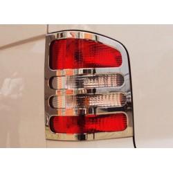 Contour chrome for rear lights VW T5 CARAVELLE 2003-2010