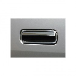 Trunk chrome for VW T5 CARAVELLE 2010-[...] handle covers