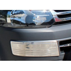 Bumper apron cover chrome for VW T5 CARAVELLE 2010-[...]