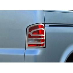 Contour chrome for rear lights VW T5 CARAVELLE II 2010-[...]