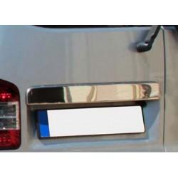 Handle trunk chrome for VW T5 MULTIVAN 2003-2010 - Double back door covers