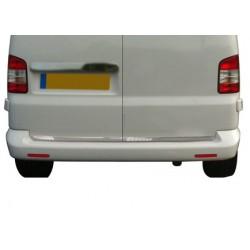 Trunk chrome alu for VW T5 MULTIVAN 2003-2010 Rod Double doors